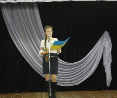 Новини гімназії:Фестиваль «До України серце прихилю»
