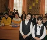 Новини гімназії:Конкурс читців-декламаторів творів Лесі Українки